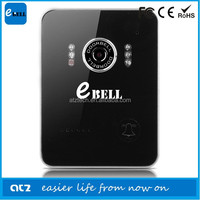 2015 atz ebell smart ip bell wireless ip doorbell video door phone night vision ir 3m