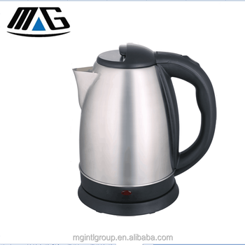Hot selling stainless steel electric tea kettle