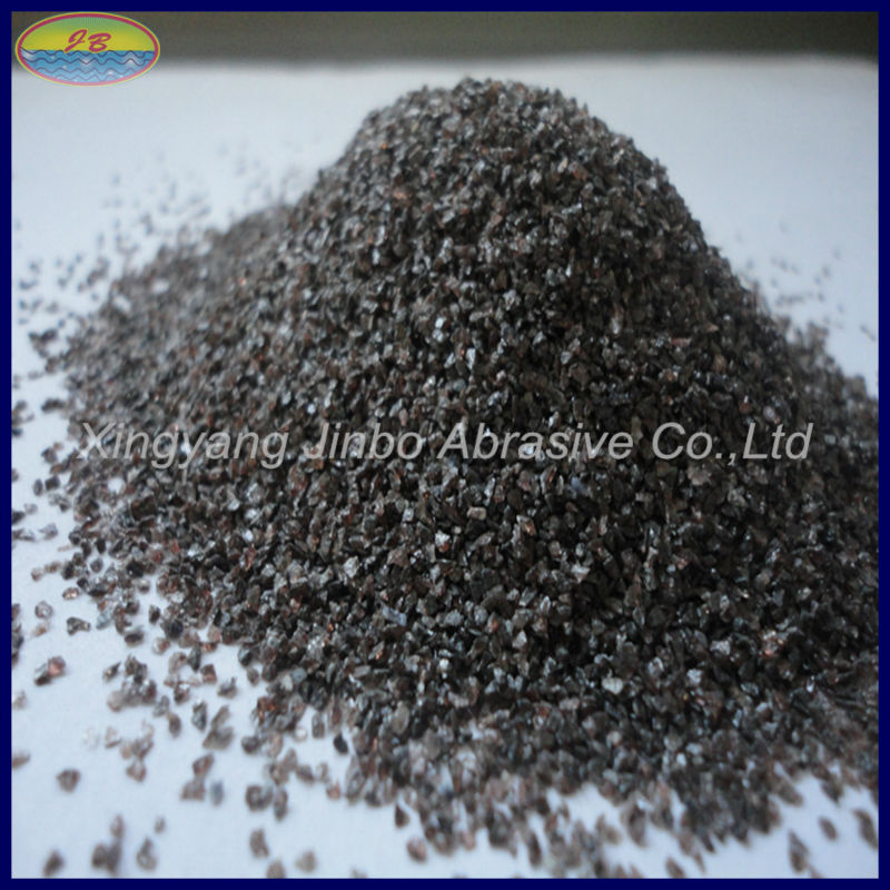 Super Grade Abrasives Using Brown Aluminum Oxide