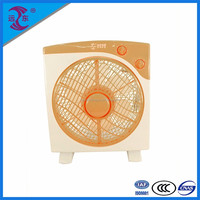 Best price PP blade electric box fan with handle