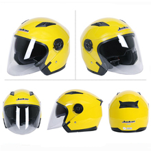 Half Face Motor Helmet Motorcycle Open Face with DOT Shenzhen China Wholesale JK-512 Motorcycle Helmet