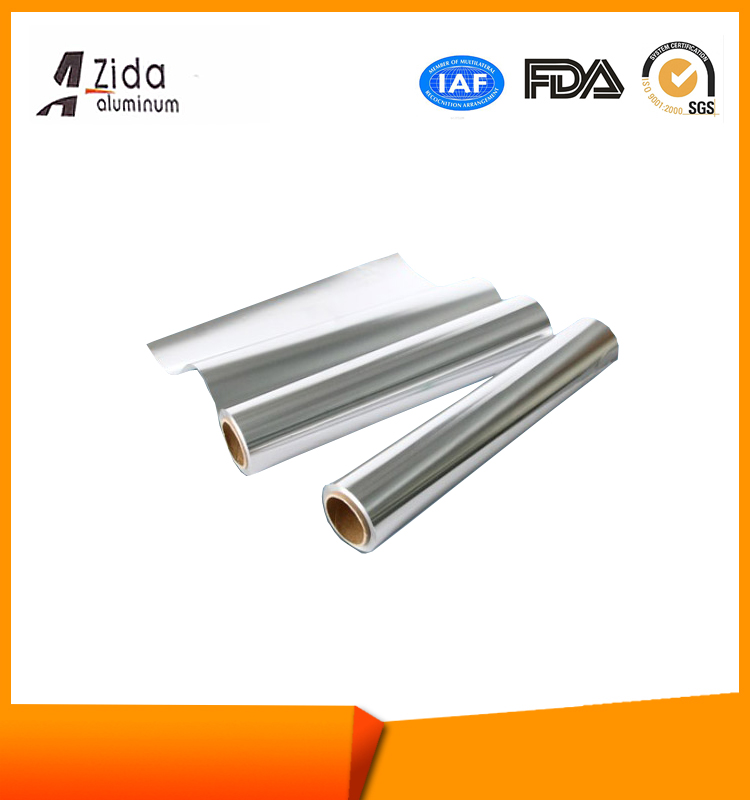 China factory price Reliable Quality catering aluminum foil roll paper produk