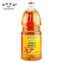 Kosher Refined Peanut oil PET bottle 1.86L groundnut oil