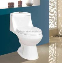 Easy to clean lory Siphonic One Piece Toilet Of Sanitary Ware Items