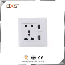 Power Supply AC100-240V 10A universal Uk Electric Wall Socket With Usb