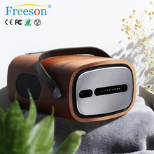 high end wooden rohs bluetooth speaker wifi