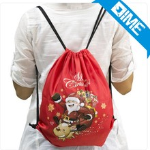 Alibaba Online Shopping Small Fabric Drawstring Bags With Logo Print