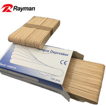 Medical Disposable Wooden Tongue Depressor