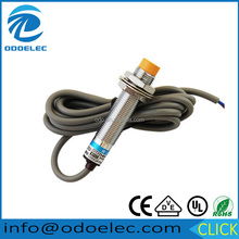 New Long Use-life Cylindrical Type Proximity Sensor DC 2 Wire NO Proximity Switch
