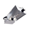 Hydroponics 1000w de lighting fixture grow light reflector, hps grow bulb for double ended grow light