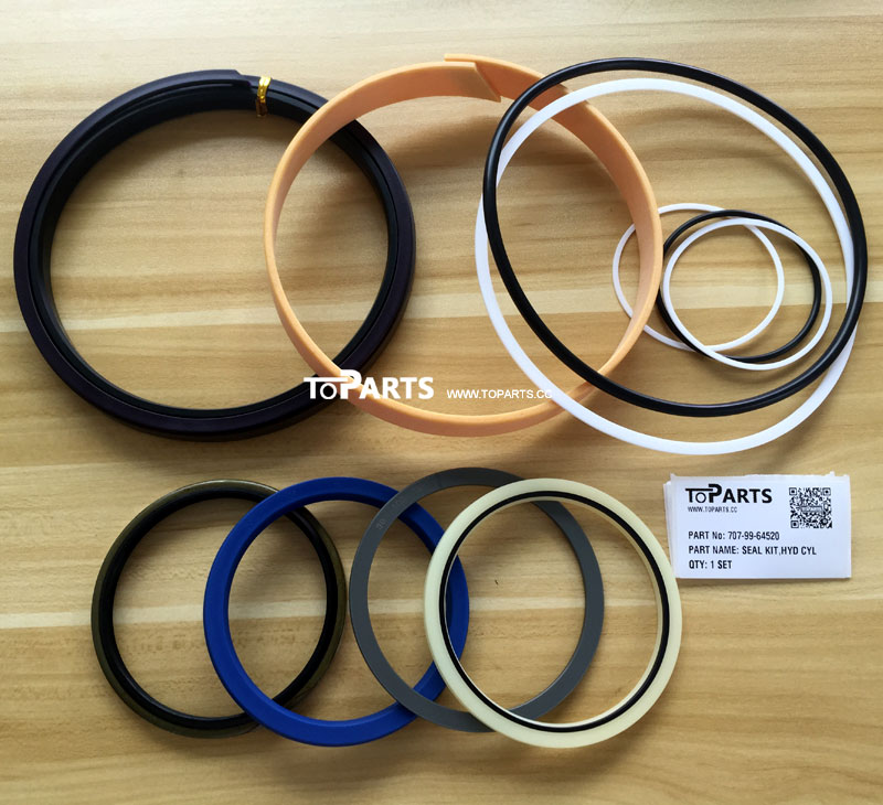 7079964520 Loader WA380-3 Dump cylinder seal kit 707-99-64520