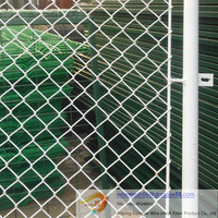 Galvanized height 10 ft chain-link fence Chinese Manufactures Samples/Galvanized 11.5 gauge chain-link fence Chinese Manufacture