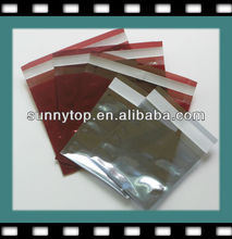 Aluminum Foil Anti-static Bag made of PET/AL/CPE Material