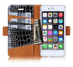 2016 Brand New Model Wholesale Price Flip Cover for iPhone 5 SE