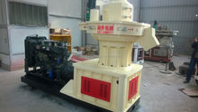 Pellet serbia 1.5t/h wood pellet machine
