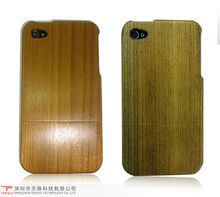 2012 newest hot selling wood design for iphone 5 phone case