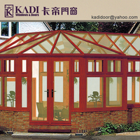 Prefabricated Sunrooms By Professional Manufacturer