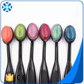 2017 Amazon hot selling silicone makeup brush with grip