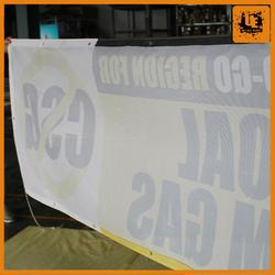 outdoor giant banner, mesh banner flag, signs mesh