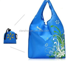 Custom shopping extra large tote bag/folding nylon tote bag/folding tote bag