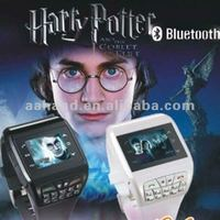 Harry Potter China Watch Phone Q6 with MSN camera 2.0MP camera