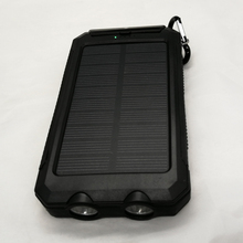 Portable 6000Mah Mobile Power Bank Mobile Accessories Multi-Purpose Portable Solar Charger