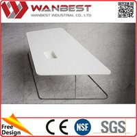 Factory trade assurance table top and dining table base