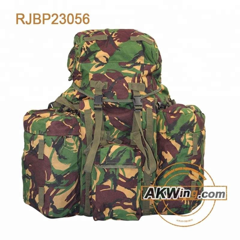 DPM Woodland Camouflage PLCE Combat Tactical Military Supply