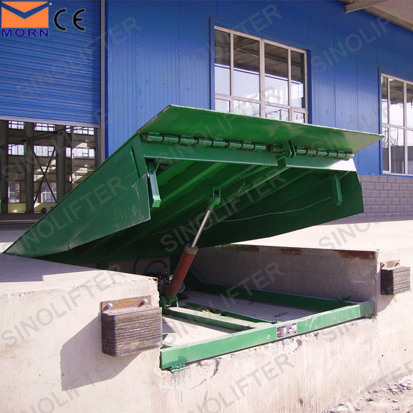 12t stationary container loading equipment