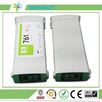 buying in large quantity 761 remanufactured recycle ink cartridge for hp designjet t7100 t7200 cheap ink cartridge