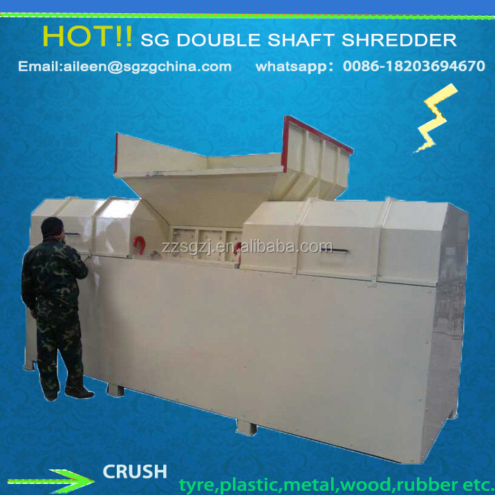Factory good price high quality PP PE plastic film crusher