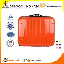 Cabin travel luggage 17inch laptop bag for travel trolley luggage
