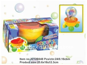water bubble machine