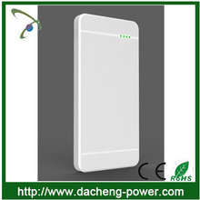 slim design 10000mah lithium polymer li-polymer battery power bank for iphone 7/8/plus