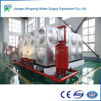 Buy direct from china wholesale fire fighting water strorage tanks