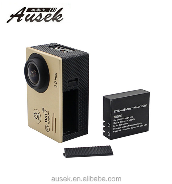 Wifi sport camera Sjcam 5000 action camera DV with 2.0inch HD LCD