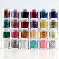 Factory supply trendy style hot selling nail polish glitter strips fast shipping
