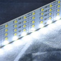 Free Shipping Cheaper Price 2835 PCB 4mm Rigid Smd Aluminum Led Strip Bar in Cool White
