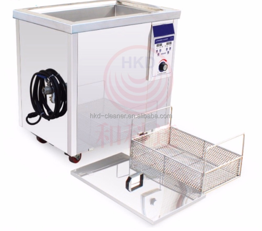HKD-1018S-1 Low price Car Parts Ultrasonic Chamber Cleaning Machine With Recycle System