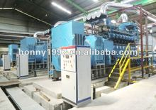 3000kW 3MW High Voltage Diesel Generator for Power Plant