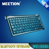 Wireless bluetooth keyboard with dry battery for tablet
