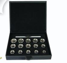 HOT SALE 15 pcs breitling watch case opener tool set