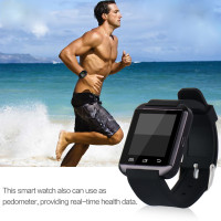 2016 Factory Price Wholesale Cheap Bluetooth U8 Smart Watch for Android/IOS Mobile Phone