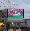 2015 best design led display!Zhenghua korea LDT p12.5 tri-color outdoor led sign board in low price