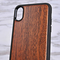 For iPhone 8 Soft Wood Phone Case, Wooden TPU Cover Cases For iPhone 8