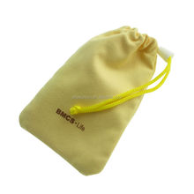 brand names custom cleaning pouch of mobile phone