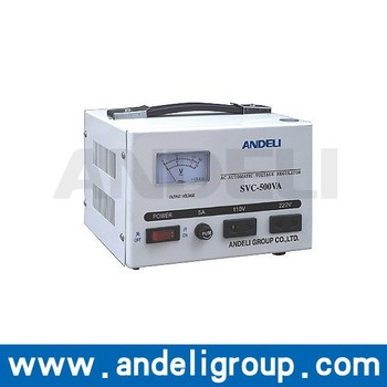 SVC Single Phase Automatic Voltage Stabilizer