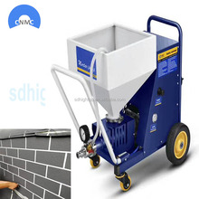 best wall putty spray airless sprayer painting machine for sale