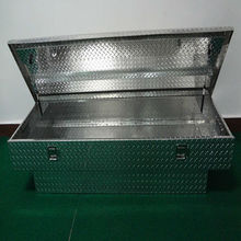 Cheap aluminum toolbox wholesale, top quality aluminum truck pickup tool box from top 1 manufacturer