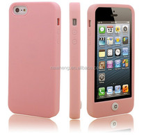 Color Silicon Soft Rubber Skin Cover Cases for iPhone 5 5s Brand New